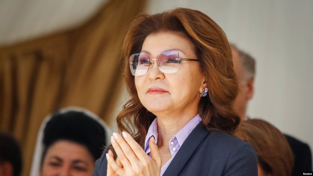 Дарига Назарбаева начала визит в Россию