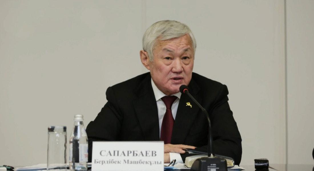 «Вы давали клятву Гиппократа» — Сапарбаев обратился к врачам роддома в Атырау