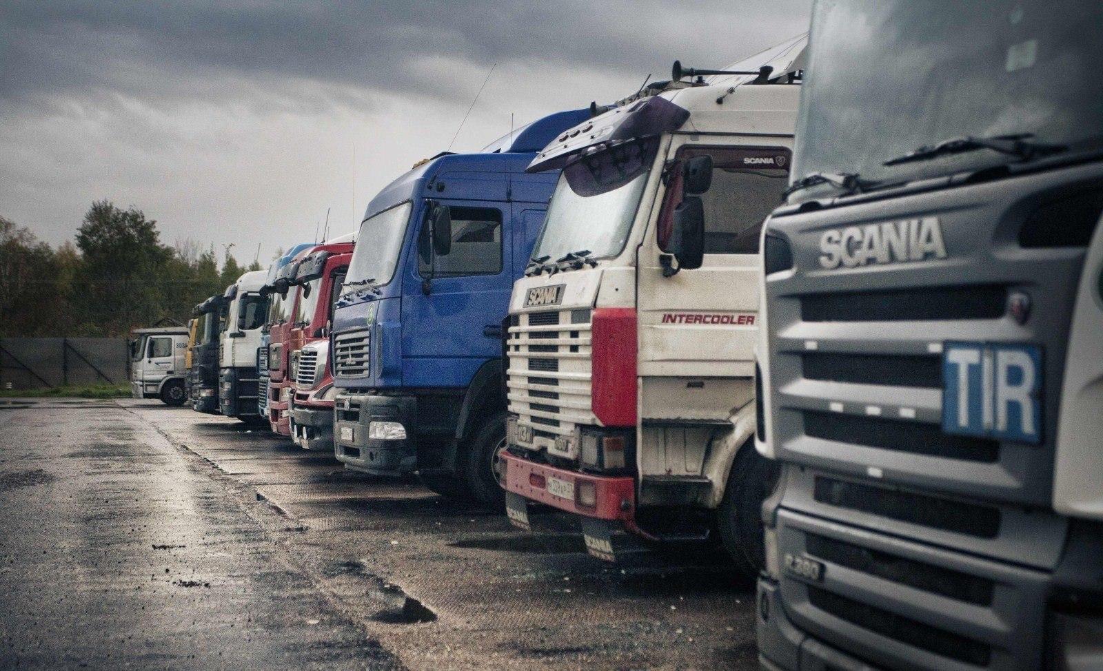 Пограничники на российско-казахстанской границе в Астраханской области задержали 10 нелегалов, прятавшихся в грузовике с тюками