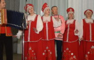 Дедушки и бабушки зажигали на сцене ГШДТ