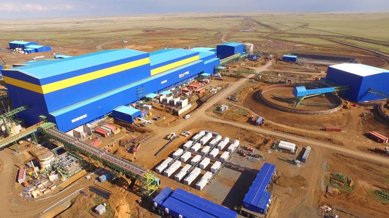 Челябинск помогает расширить Актогайский ГОК