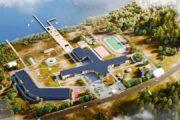 Школу для талантливых детей из сел начали строить в Боровом