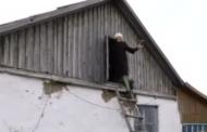 Сельчане залезают на крыши, чтобы проверить оценки в «Кунделик»