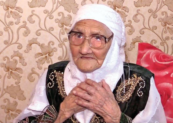 Скончалась старейшая жительница мира — казашка Танзиля Бисембеева