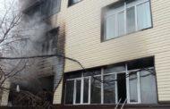 Пожар произошел во время уроков в школе Жезказгана: эвакуированы 640 человек