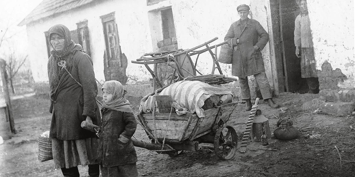 Уроки голода 1932-33гг.- зачем подменяют факты?