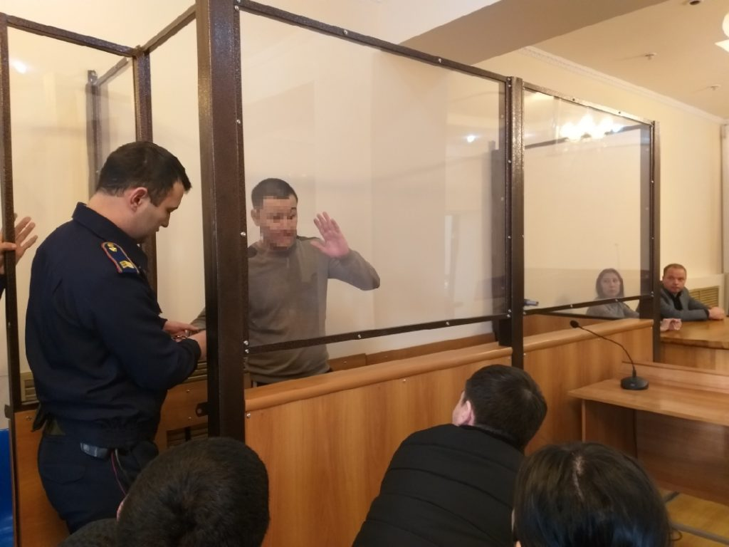 """Вынесен приговор по делу о драке около магазина """"Коктем"""" в Костанае"""
