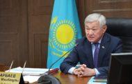 Сапарбаев раскритиковал работу организаторов массовых мероприятий в Жамбылской области