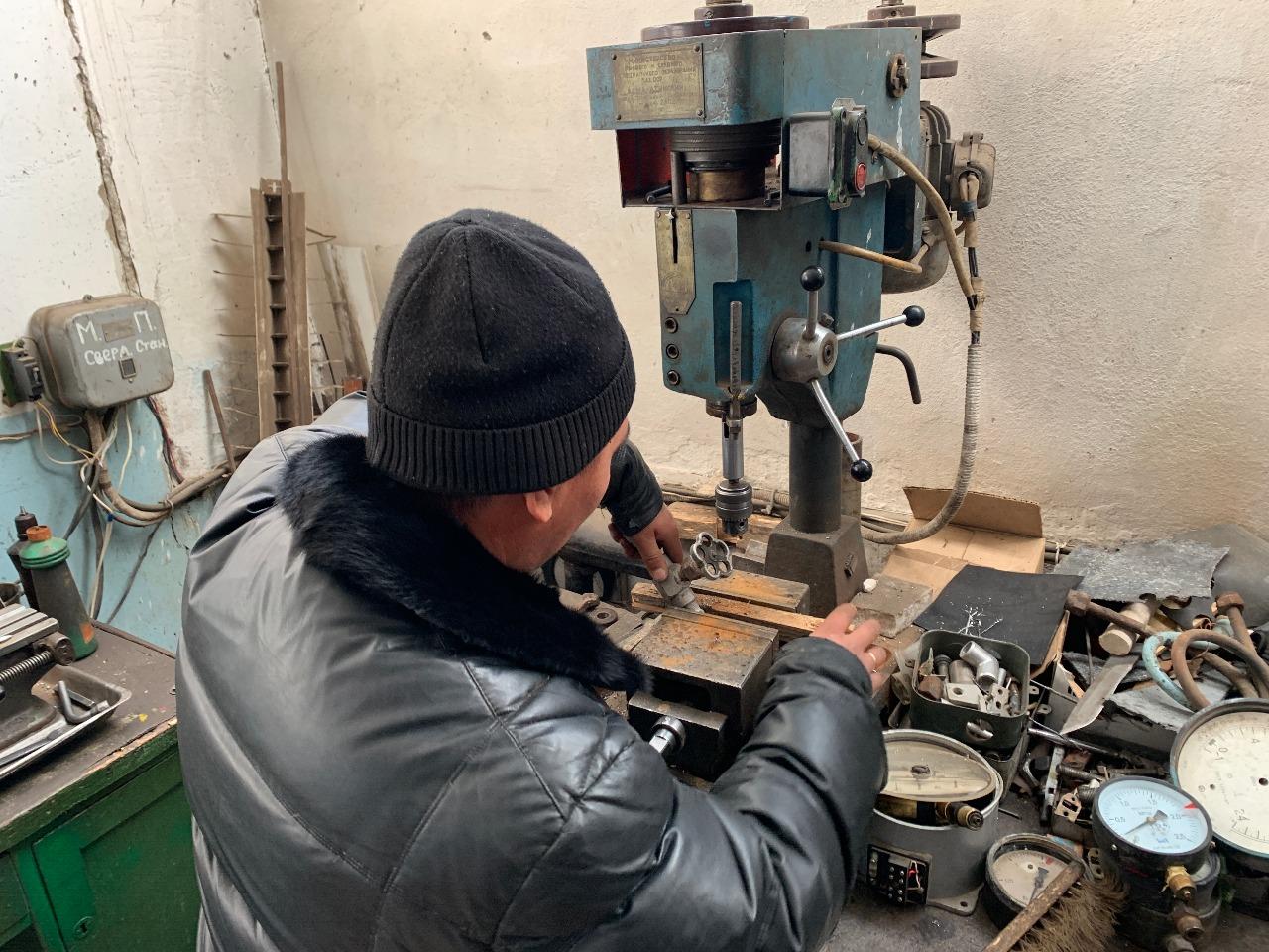 Корреспонденты «ТоболИнфо» побывали на производстве, где трудятся бывшие осужденные