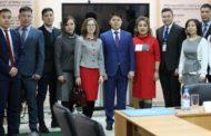 Вице-министру информации и общественного развития РК Данияру Есину понравился Jastar sarаiy