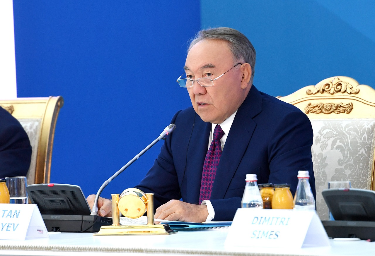 Нурсултан Назарбаев предложил создать Глобальный альянс лидеров за безъядерный мир