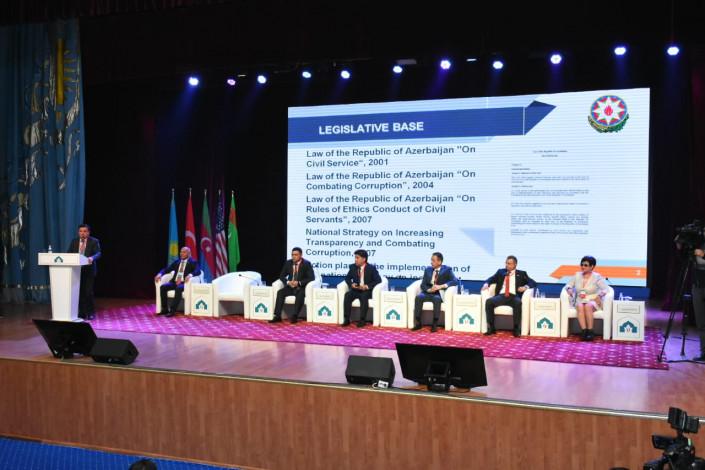 Антикоррупционный форум состоялся в Туркестане