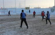 День Первого Президента в Костанайской колонии 161/2 отметили игрой в футбол
