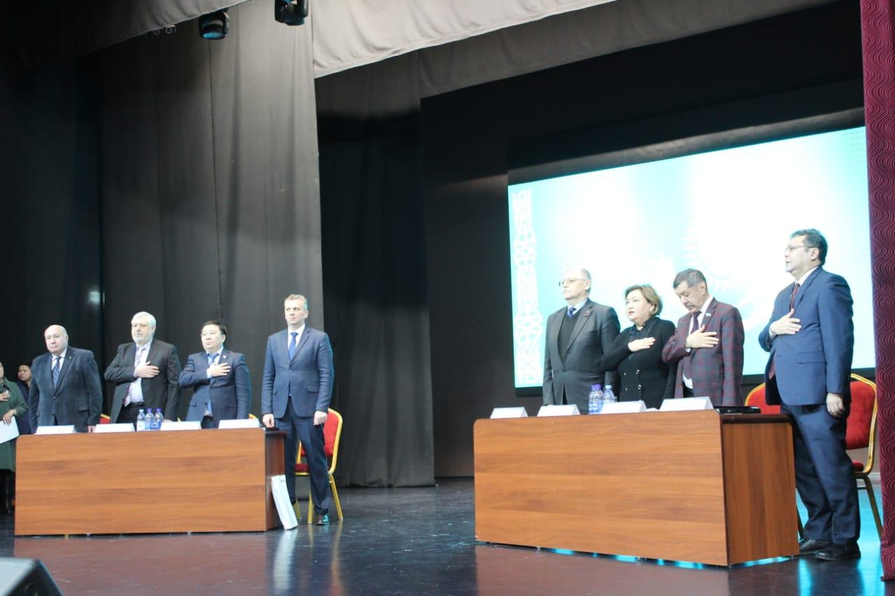 Международная научно-практическая конференция «Алдамжаровские чтения — 2019» прошла в КСТУ