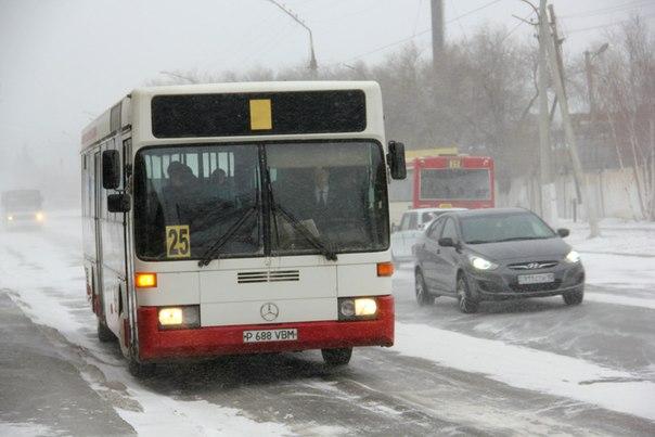 Автобусы 25 маршрута игнорируют остановку по требованию возле школы