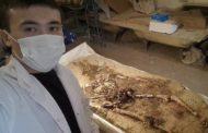 В Казахстане археологи обнаружили мумию Урджарской принцессы