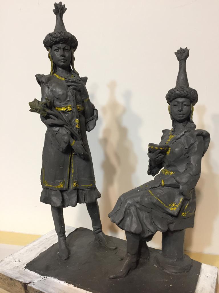 Общественный фонд «Suiikti Qostanai» определился с выбором скульптора для изготовления монумента, символизирующего областной центр