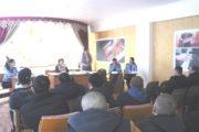 «Встреча у ворот» прошла в Костанайской колонии минимальной безопасности