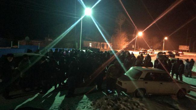 Испугались коронавируса: народные волнения произошли на востоке Казахстана