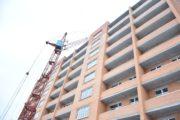 Строительство многострадального дома по ул. Пушкина,131 идет полным ходом