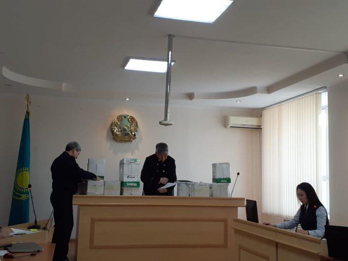 Дело Василия Розинова: «копейками» назвала представитель потерпевшей стороны расхождение в 6 млрд тенге в сумме долгов перед банком