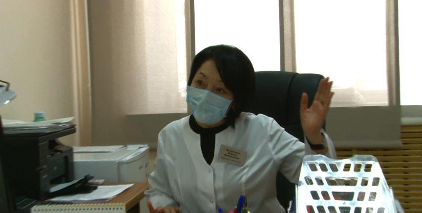 Медсестры областной противотуберкулезной больницывозмущены попиранием их прав