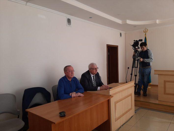 Василию Розинову, обвиняемому в мошенничестве в особо крупном размере, вынесли приговор
