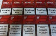 Саратовская таможня задержала 3,5 тыс. пачек европейских сигарет из Казахстана