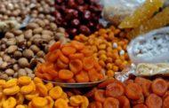 В Саратовскую область не впустили 20 тонн сухофруктов из Казахстана