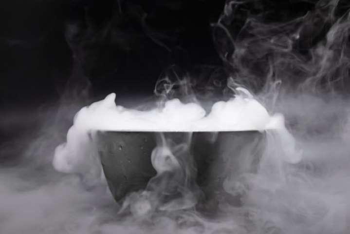 Как устроить шоу с сухим льдом, чтобы никто не погиб