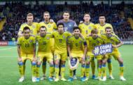 Команда Казахстана по футболу сохранила свое место в рейтинге ФИФА