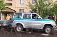 Мужчина погиб во время пожара в Талдыкоргане