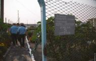 В «Черном беркуте» запертыми оказались не только заключенные, но и сотрудники учреждения