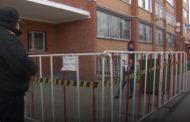 ОФ «Жанашыр бол» накормил полицейских, находящихся более 12 часов на посту