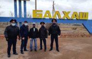 Каждого освободившегося из мест лишения свободы сопровождают до блок-поста