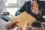 Уровень вовлеченности предпринимателей в коррупцию снижается