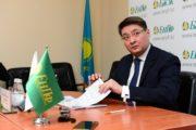 Адвокаты бывшего председателя ЕНПФ Руслана Ерденаева обвиняются в мошенничестве и подстрекательстве к даче взятки