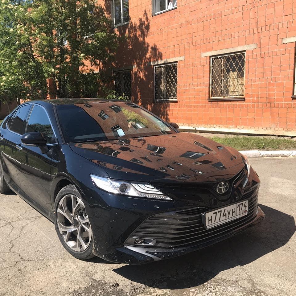 Один из случайно обнаруженных в лесу автомобилей передали для поликлиники Челябинска