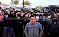 На границе Оренбуржья и Казахстана скопились сотни узбекистанцев