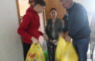 ОФ «Жанашыр бол» совместно с «АБЗ+» помог многодетной семье