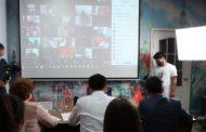 В Нур-Султане в онлайн-формате прошел ХI Пленум ЦК и ЦКРК Коммунистической Народной партии Казахстана