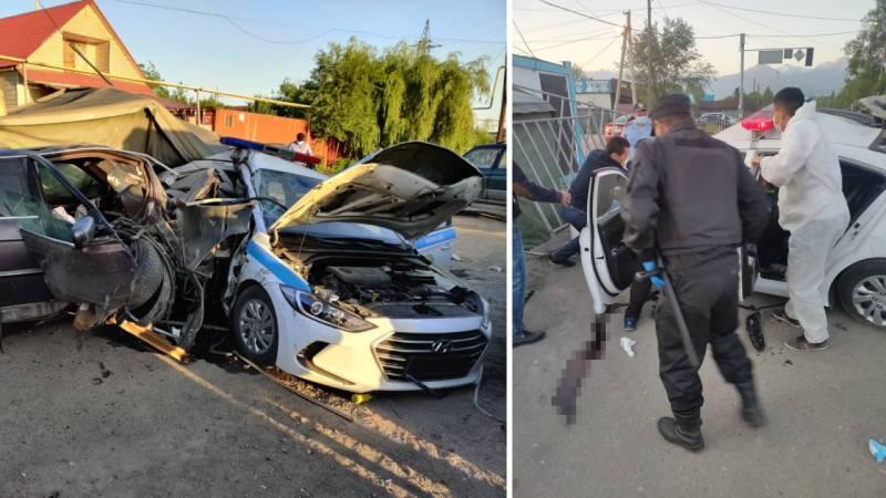 Убийство полицейских на блокпосту в Алматы могло быть умышленным — адвокат