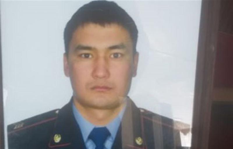 20 лет лишения свободы запросил прокурор для убийцы полицейского Дархана Базарбаева