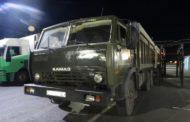 Омские пограничники арестовали 100 тысяч пачек контрабандных сигарет