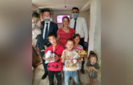 В Костанае оказана помощь многодетной семье в рамках инициативы «Игі істер уақыты»