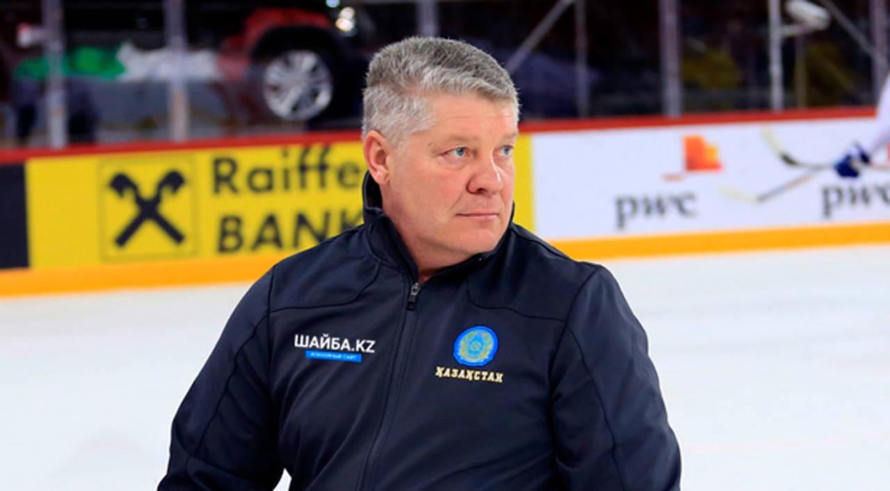 Юрий Михайлис официально возглавил казахстанский «Барыс»