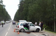 Иномарка из Казахстана попала в крупное ДТП в Челябинской области