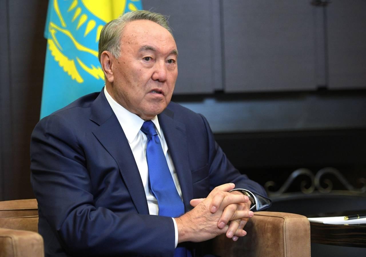 Я поставил на ноги независимый Казахстан, очертил и закрепил его границы — Назарбаев