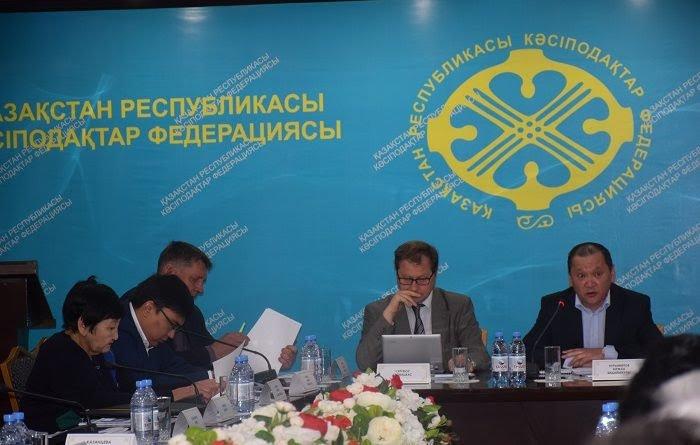 Почему в столь сложные дни для народа молчат профсоюзы Казахстана?