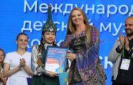 Казахстанка заняла призовое место на детском конкурсе «Славянского базара»